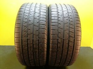 2 Tires Continental Cross Contact Lx Sport 265 40 22 106y 70 Life 25312
