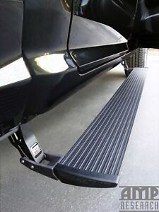 76239 01a Amp Research Power Step Running Board 600 Lb Capacity