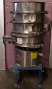 Thermal Engineering arizona 24 Inch 4 Deck Shaker Rotary Vibrating Screen