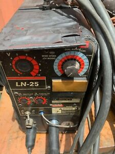 Lincoln Electric Welder Ln 25