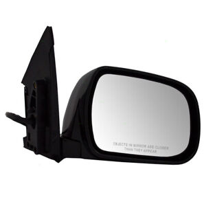 Fits Lexus Rx330 Rx400h Rx350 Passengers Side View Power Mirror Heated Assembly