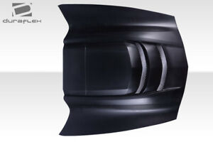 Duraflex C7 Zr1 Look Hood 1 Piece For Corvette Chevrolet 14 19 Ed_115299