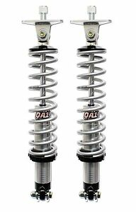 Qa1 Rck52327 Rear Coil Over Kit 18 Way Single Adjustable Shocks 110 Springs