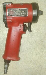 Used Chicago Pneumatic 7732 1 2 Drive Compact Impact Wrench