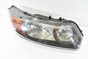 2006 2008 Honda Civic Si Coupe Headlight Lamp Assembly Right Passenger Rh 06 08