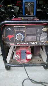 Lincoln Outback 145 Engine Driven Welder generator