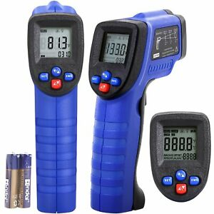 Koeson Professional Non contact Digital Laser Infrared Thermometer Top