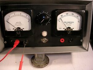 Hickok Vintage S 48 Dc Power Supply