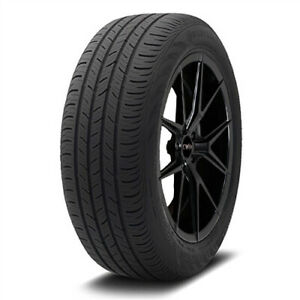 2 P195 65r15 Continental Pro Contact 89s Bsw Tires