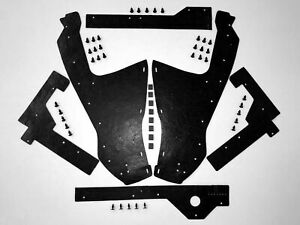 1973 1977 Ford F Series Pickup Dust Shields Full Kit 6pc
