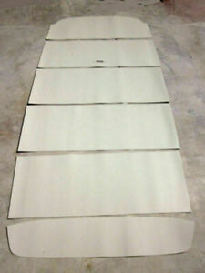 1961 1968 International Harvester Truck Headliner Travelall 6 Pieces Usa Made