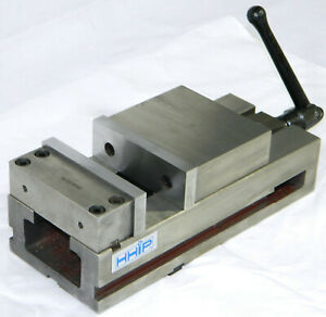 Hhip 5 Super lock Vise For Nc cnc Machines 3900 0171 Pre owned