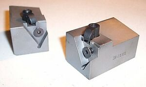 Lot Of 2 New Everede Tool Holders Zb 11381
