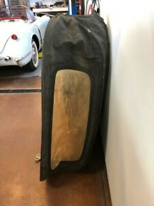 1953 1954 Corvette Convertible Top Frame And Soft Top Very Good Condition