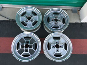 Cromodora Speedline Alloy Wheels Fiat 124 X1 9 850 13 X 5 1 2 4x98 Mm