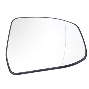 Right Passenger Side Wing Mirror Glass Rearview Heated For Ford Focus 2012 2014