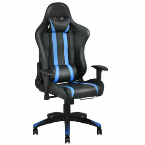 Racing High Back Reclining Gaming Chair Ergonomic Computer Desk Office Chair