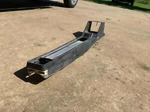 1964 1965 1966 Ford Mustang Center Floor Console Automatic Auto Gt No Ac Oem