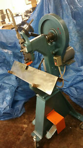 Interlake Model A Stitcher Saddle And Flat Stitcher Stapler