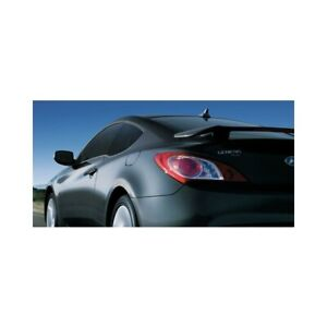 Wingtech Abs 251 Factory Style Spoiler Lighted 10 15 For Hyundai Genesis Coupe