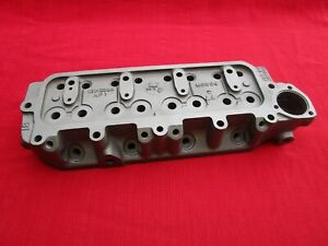 Reconditioned Magnafluxed Engine Cylinder Head 12h2389 1969 1971 Mgb