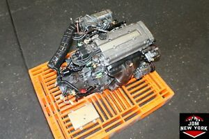 Jdm Honda Intergra Xsi Civic Crx Sir 1 6l Obd0 Vtec Engine M T Trans Ecu B16a J1