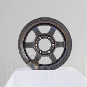 4 Rota Wheel Grid Type X 16x8 6x139 7 5 110 Bronze Toyota Tacoma Pick Up