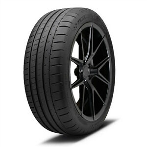 2 255 40zr18 Michelin Pilot Super Sport 95y Bsw Tires