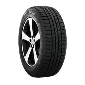 4 New Fulda 4x4 Road 265 70r17 115h Performance Tires