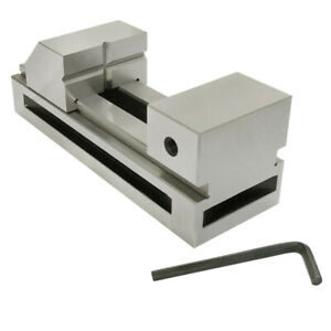2 X 3 1 8 Inch High Precision Toolmakers Vise 0002 Inch Square And Parallel