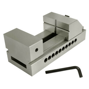 4 X 4 3 4 Inch High Precision Toolmakers Vise 0002 Inch Square And Parallel