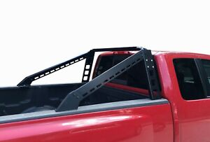 Fast Back Sports Bar Rack Fits Full Size Trucks Silverado Ram F 150 Grille Guard