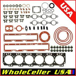 For Tractors Cummins Diesel 8 3l 6c Engine Cylinder Head Gasket Kit