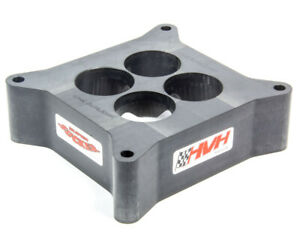 Hvh 4150 4 Hole 2 In Thick Super Sucker Carburetor Spacer P n Ss4150 2p
