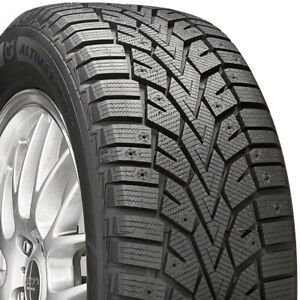 2 New General Altimax Arctic 12 215 65r16 102t Xl Winter Tires