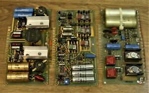 Hp 5342a Frequency Counter Power Supply Module Set 3 Total tested