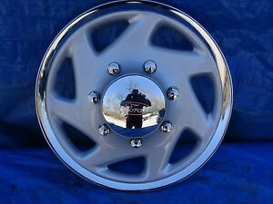 New 1995 1996 1997 Ford F250 E250 E350 Van 16 Hubcap Wheel Cover Aftermarket