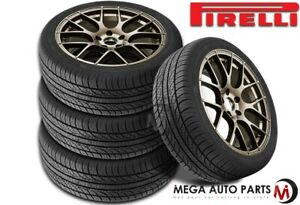 4 Pirelli Pzero Nero All Season 275 40zr20 106y P zero High Performance A s Tire