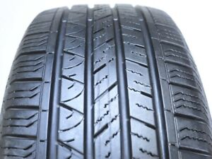 Continental Crosscontact Lxe 225 65r17 102t Used Tire 7 8 32 48126