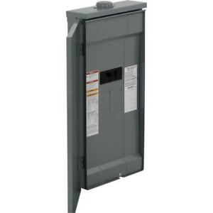 Square D Main Breaker Load Center Homeline 200 Amp 8 Space 16 Circuit Outdoor