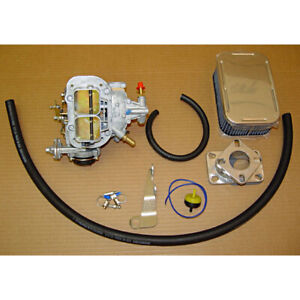 Omix Ada 17702 05 Weber Carburetor 6 Cyl 72 88 Jeep Cj Models