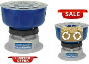 Quick N Ez 110 V Vibratory Case Tumbler For Cleaning And Polishing For Reloading $104.87