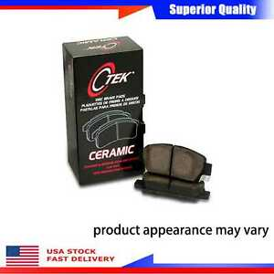Centric Parts Brake Pads For Front Rear 2000 2005 Cadillac Deville Base
