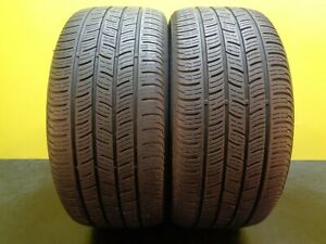 2 Nice Tires Continental Contiprocontact 245 40 18 93h 70 Life 25477