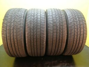 4 Nice Tires Goodyear Eagle Rs A 225 60 18 99w 70 Life 25511