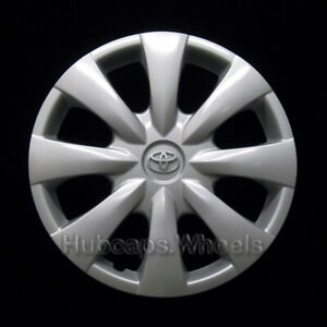 Toyota Corolla 2009 2013 Hubcap Genuine Factory Original 61147b Wheel Cover