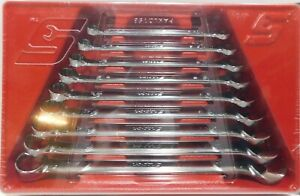 Snap On 3 8 To 7 8 12 Point Box Combination Wrench Set Oex709b Free Shipping