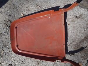 Mopar Bucket Seat Back Plastic Panel Original Part 2942702