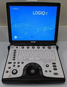 Ge Logiq E Bt12 2012 R 7 W 1 12l rs Linear Portable Ultrasound