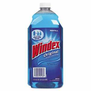 Windex Powerized Glass Cleaner With Ammonia d 67 6 ounce